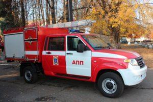 Автомобиль первой помощи (АПП) на базе УАЗ-236324