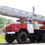 Пожарная автолестница АЛ-30 (131) М (модернизированная Л-21; ПМ-506) звоните: 8(4822)47-60-40