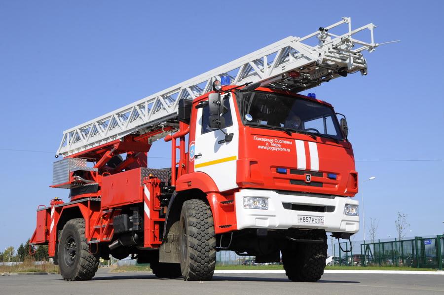 Пожарная техника и оборудование огнезащиты