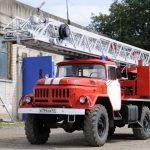 """Автолестница пожарная АЛ-30 (131) М от компании """"Торжокские технологии и машины"""""""