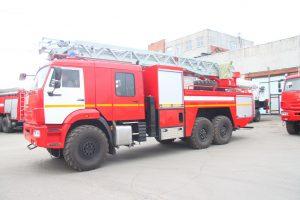 Торжокские технологии и машины пожарные автоцистерны с лестницей