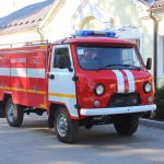 Пожарная автоцистерна АЦ 0,8 (330365) от компании Торжокские технологии и машины