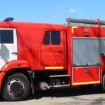 Автоцистерна пожарная АЦ 4,0-40 (43253) на шасси КАМАЗ