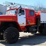 Пожарная техника от производителя