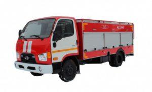 Автоцистерна пожарная АЦ 2,0-40 (Hyundai HD65)