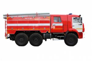 Автоцистерна пожарная АЦ 3,0 – 40 (5350)