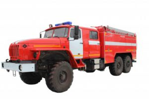 Автоцистерна пожарная АЦ 6,0-40 (4320)