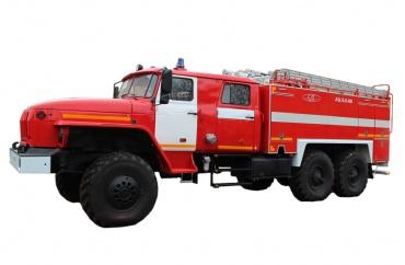 Сколько воды в пожарной машине? Выясняем тоннаж различных АЦ