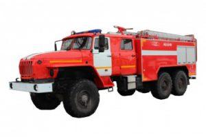 Автоцистерна пожарная АЦ 8,0 – 40 (4320)