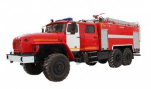 Автоцистерна пожарная АЦ 8,0 – 70 (4320)П
