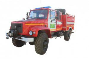 Автоцистерны пожарные лесопатрульные АЦ 1,6 -40 (33088)Л