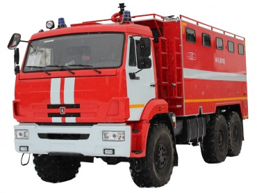 Автомобиль рукавный АР-2 (43118)