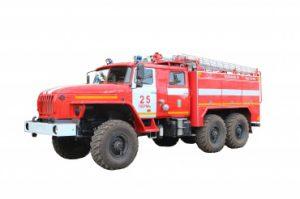 Автоцистерна пожарная АЦ 4,0 – 60 (5557)