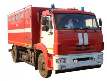 Автомобиль рукавный АР-4 (43253)