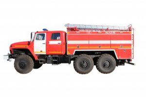 Автоцистерна пожарная АЦ 5,5 – 40 (5557)