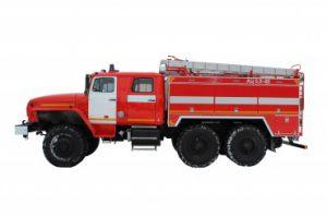 Автоцистерна пожарная АЦ 5,5 – 40 (5557)С