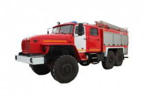 Автоцистерна пожарная АЦ 5,5 – 70 (5557)