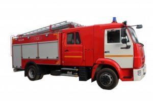 Автоцистерна пожарная АЦ 3,2-40 (4308)