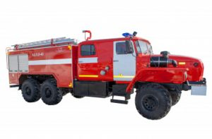 Автоцистерна пожарная АЦ 8,0 – 40 (4320)С