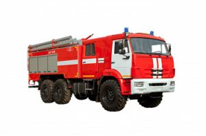Автоцистерна пожарная АЦ 7,0-40 (43118)