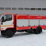 "Автоцистерна пожарная АЦ 2,0-40 на шасси Hyundai HD-65 от ""ТорТехМаш"""
