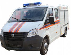 Автомобиль первой помощи АПП (ГАЗ-A22R32)