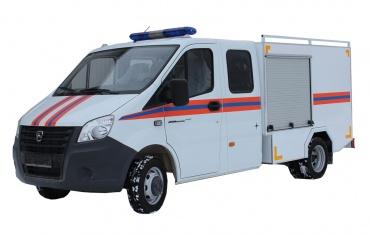 Автомобиль первой помощи АПП (A22R32)Х