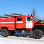 Автоцистерна пожарная АЦ 3,0 – 40 (43206) обеспечивает передвижение по дорогам всех типов