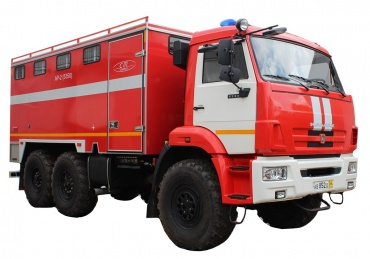 Автомобиль рукавный АР-2 (5350)