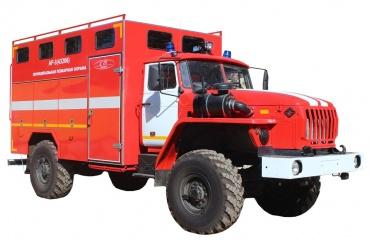 Автомобиль рукавный АР-3 (43206)