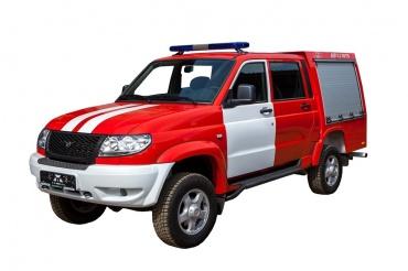 Автомобиль первой помощи АПП 0,2 – 0,5 (Pickup)П