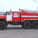 Тортехмаш производство автоцистерн пожарных