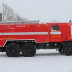 Объем пожарной цистерны АЦ 8,0-40 (43118) 8000 л.