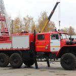 Автоцистерна пожарная от ТорТехМаш по выгодным ценам