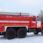 Пожарная автоцистерна АЦ 5,5 – 60 (5557) звоните: 8(4822)47-60-40