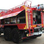 Автоцистерны пожарные, а также обслуживание и ремонт пожарной техники