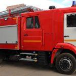 Автоцистерны пожарные в ассортименте от компании Торжокские технологии и машины