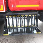 Автоцистерна пожарная АЦ 6,0 – 40 (5557) на шасси УРАЛ имеет колесную формулу 6х6 (шасси повышенной проходимости)