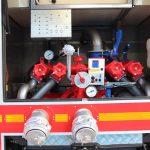 На автоцистерну пожарную АЦ 8,0 – 70 (4320)П устанавливается пожарный одноступенчатый насос нормального давления типа НЦПН-70/1004