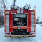 Автоцистерна пожарная АЦ 10,0 – 40 (65115) имеет колесную форму 6*4 и обеспечивает передвижение по дорогам всех типов