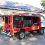 Автоцистерны пожарные АЦ 0,8 (УАЗ 330365)