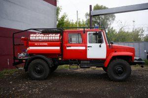 Автоцистерна пожарная АЦ 1,6-40 на шасси ГАЗ-33088
