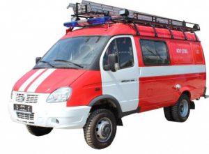 Автомобиль первой помощи АПП (27057)
