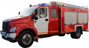 Автоцистерна пожарная АЦ 1,6-40 (C42R33)