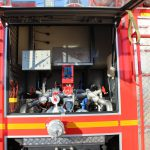 Автоцистерна пожарная АЦ 5,5 – 40 (5557) на шасси УРАЛ