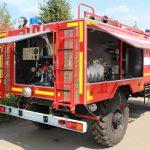 Автоцистерна пожарная АЦ 1,0 -40 (33088)Л от Тортехмаш