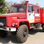 Автоцистерны пожарные лесопатрульные АЦ 1,0-40 (33088)