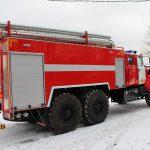 Автоцистерна пожарная АЦ 7,0 – 70 (4320) от производителя тортехмаш