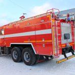 Объем пожарной цистерны АЦ 7,0-40 (65115) 7000 л.