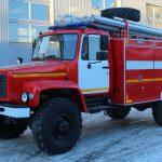 Автоцистерны пожарные лесопатрульные АЦ 1,6-40 (33088)
